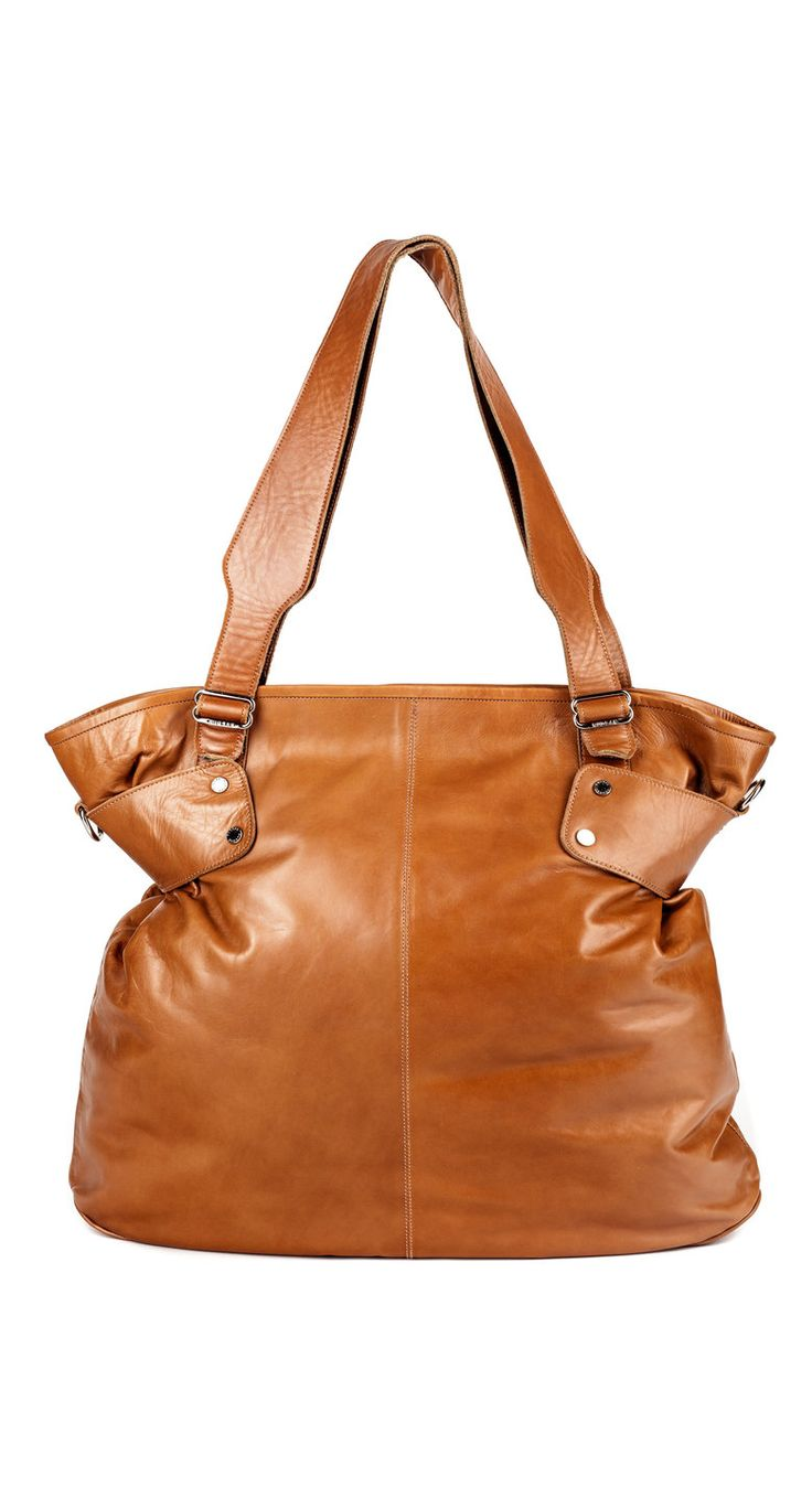New Look Leather Hour Glass Tote Bag - Rudsak Store