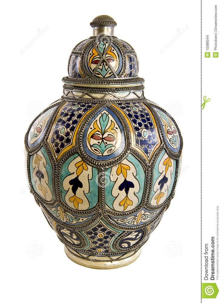 μαροκινή-κεραμική-τέχνη-
