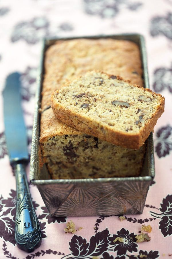 Quinoa banana bread Thermomix