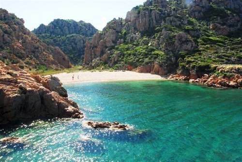 Costa Paradiso en Sardaigne