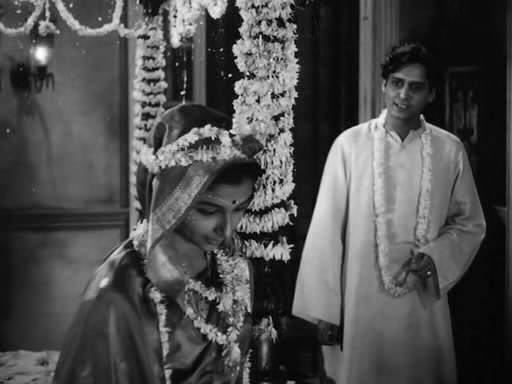 The World of Apu (Apur Sansar) -Bengali - (1959) Soumitra Chatterjee, Sharmila Tagore, Alok Chakravarty - Director: Satyajit Ray - A young man is forced to end his studies and is talked into marriage by a friend. He takes his bride back to share his poor life.