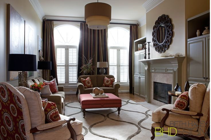 As A Boutique Interior Design Firm In Nashville Beth Haley Delivers Clean Modern Architectural Spaces With Balanced Function Comfort Artistry