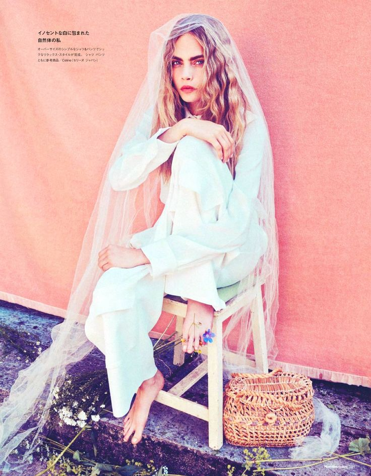 dreaming of cara: cara delevingne by sofia sanchez and mauro mongiello for numéro tokyo #73 january/february 2014