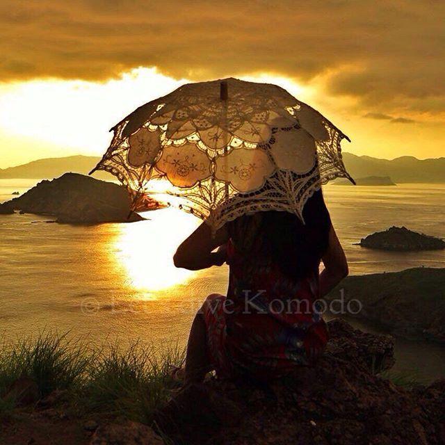 Happy Sunday everybody #indonesia #flores #komodo #labuanbajo #sunsets #padarisland #colors #amazing #view #beautifulindonesia #girl #best #time #off #the #day #holiday #travel #explore #trekking #photography #photooftheday #instapic #instadaily