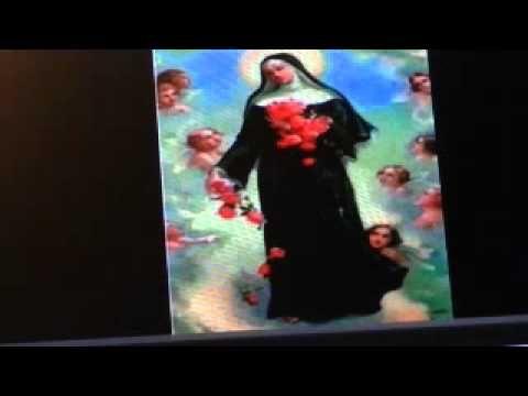 NOVENA A SANTA RITA  DE CASIA # 9 / 9 - YouTube