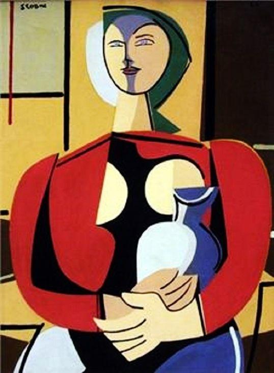 Figura (1965) Luis Seoane
