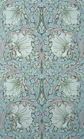 """""""美しい暮らし""""をデザイン。府中市美術館にて、「ウィリアム・モリス 美しい暮らし ―ステンドグラス・壁紙・テキスタイル」開催中! 12月1日まで!"""
