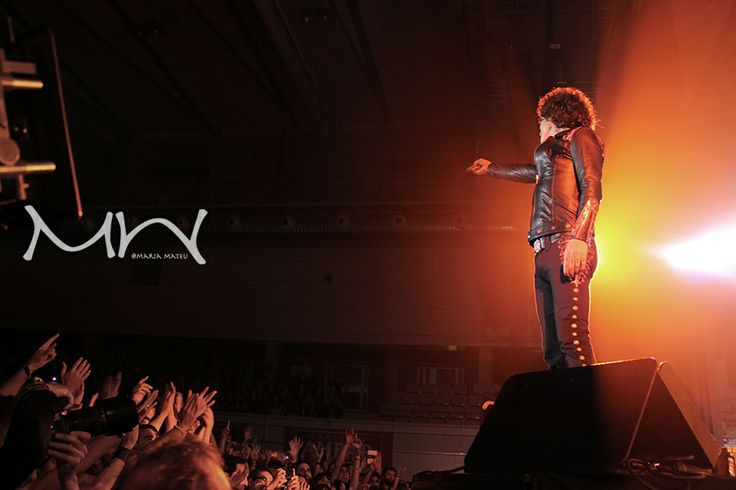 "Concert inici de gira Enrique Bunbury amb la banda Los Santos Inocentes. Disc: ""PaloSanto""al Sant Jordi Club, Barcelona. 19 de Juny 2014."