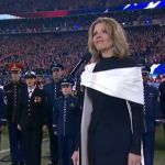 Watch Super Bowl's stunning rendition of US national anthem sang with dignity
