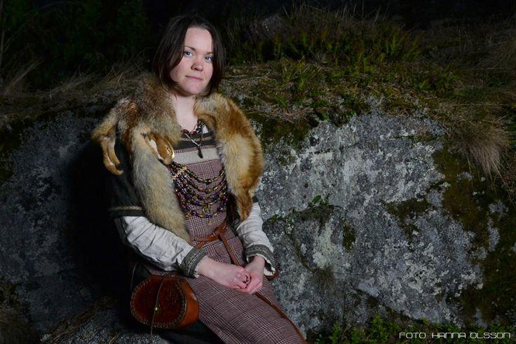 Tove Valentin, viking