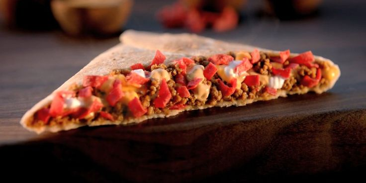 Taco Bell Tests 'Grilled Stuft Nacho'
