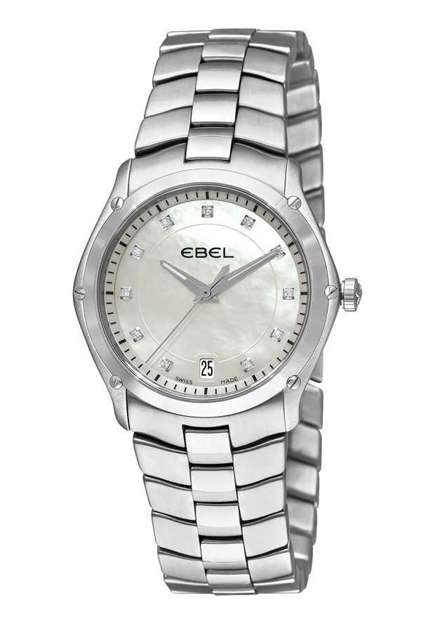 Price:$1586.18 #watches Ebel 9954Q31-99450, In 1911, Eugene Blum took his initials and his wife's family name, Levy, to coin 'Eugene Blum Et Levy' - EBEL. In 1914, just three years after its formation, the brand won a coveted gold medal at the Swiss National Exhibition.