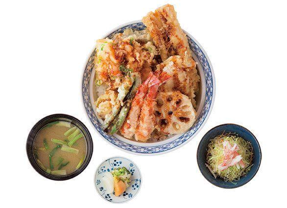 天丼! 鉄火丼! そしてうに丼! 今、東京でかき込むべき丼の名店3選|丼! 蕎麦! 焼鳥! 東京・和のファストフードめぐり|CREA WEB(クレア ウェブ)