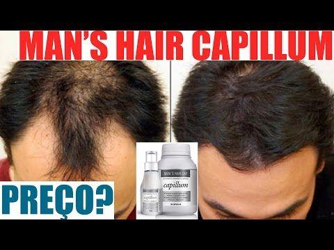 Man's Hair Capillum Qual o Preço? Onde Comprar?