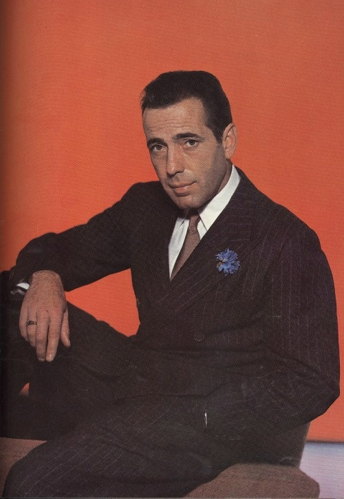 Is it ok to do Humphrey Bogart for this essay?