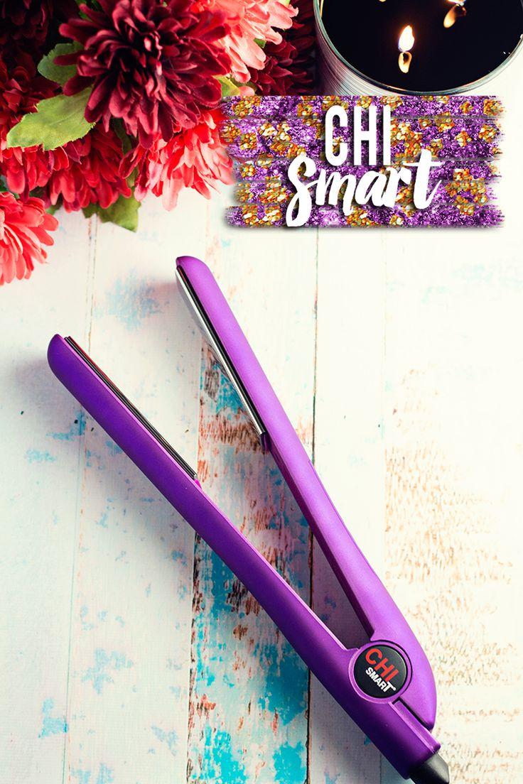 """REVIEW: CHI Smart Volumizing Hair Styling Iron, Winner of the QVC Award for Best Hair Tool. """"It's definitely a holy grail hair straightener for everyday use."""" - Hairspray & Highheels"""