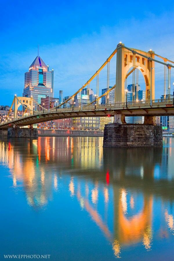 Pittsburgh, Pennsylvania by www.epphoto.net
