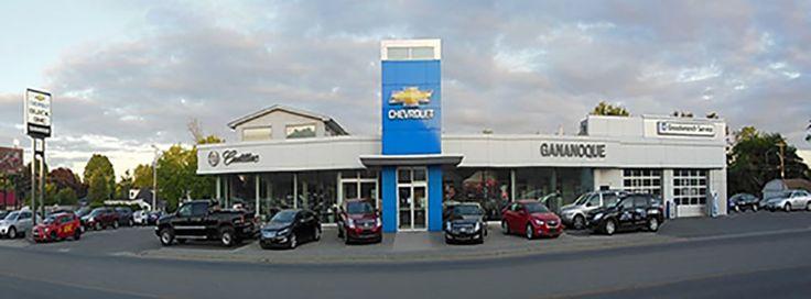 Gananoque Chevrolet Buick GMC Cadillac is a Gananoque Buick, Cadillac, Chevrolet, GMC dealer and a new car and used car Gananoque ON Buick, Cadillac, Chevrolet, GMC dealership.