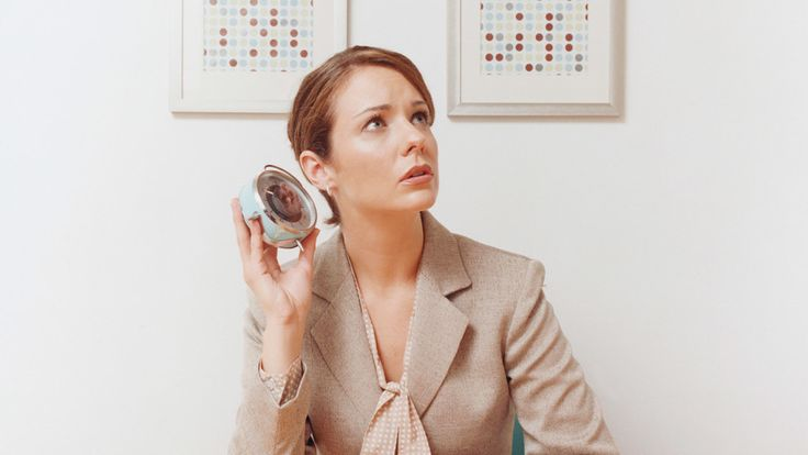 Are you hearing a constant ringing or buzzing? Plus other undercover signs you may be too stressed:
