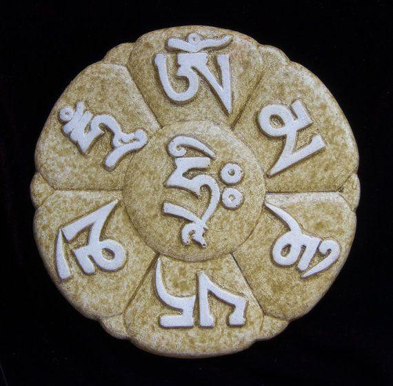 My favourite Buddhist inspired mandala