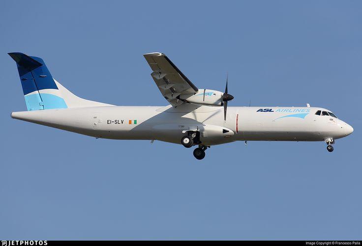 Photo of EI-SLV - ATR 72-202(F) - ASL Airlines