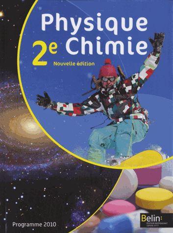 Physique Chimie 2e Programme 2010 / Xavier Bataille, Jean-Marie Parisi http://cataloguescd.univ-poitiers.fr/masc/Integration/EXPLOITATION/statique/recherchesimple.asp?id=178177385