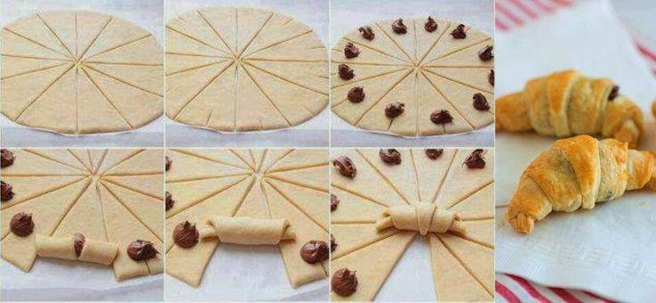 DIY Croissants