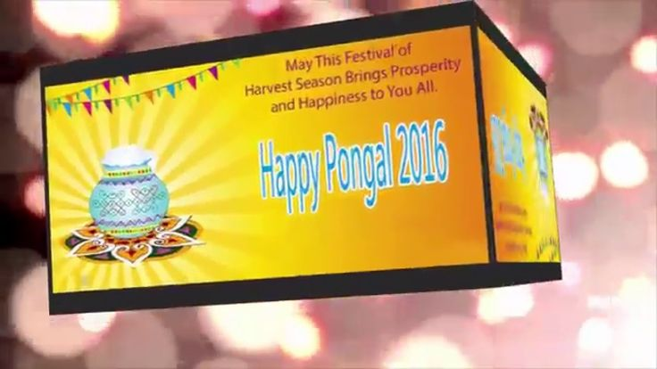 Happy pongal 2016 Quotes | Happy pongal 2016 Latest Wishes/SMS/Greetings...