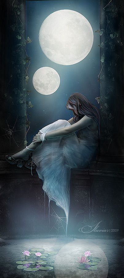 Alice sworn revenge under the full moon that she will deliver death to her mother's killer.