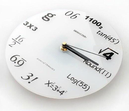 Innovative Resin Acryl Formula View Wall Clock Wall Clock Clock Interesting Things