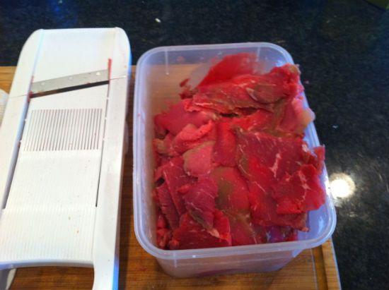 Recipe: Amy's Paleo Beef Jerky | – Humans Are Not Broken