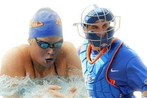 Swim Olympian Elizabeth Beisel & Baseball All-American Mike Zunino Are 2012 Ben Hill Griffin Award Winners