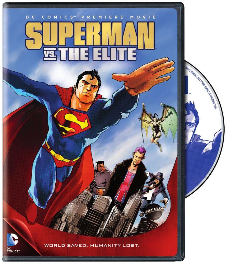DC Comics Superman Vs. The Elite