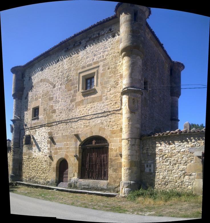 Torre de Los Alvarado, en El Ribero de Montija