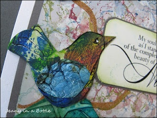 Such beautiful little birds! Wings are made from Tyvek (USPS uses tyvek mailing envelopes). @Robin Howard