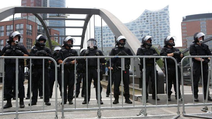 G20-Gegnerverlangen Schadensersatz vonStadt Hamburg