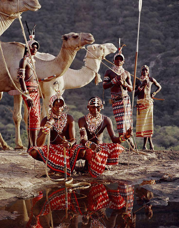 Stunning Portraits Of The World's Remotest Tribes Before They Pass Away (46 pics) | Bored Panda Samburu, Kenya