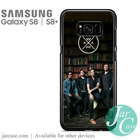 American Author Band Phone Case for Samsung Galaxy S8 & S8 Plus - JARCASE
