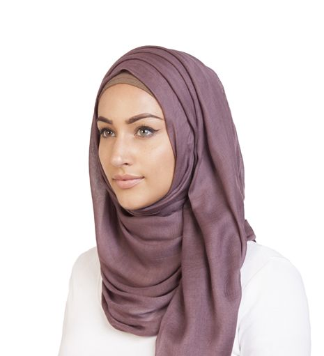 mulberry modal hijab