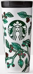Starbucks Tumbler w/Coffee Refills in January for $40  free shipping #LavaHot http://www.lavahotdeals.com/us/cheap/starbucks-tumbler-coffee-refills-january-40-free-shipping/134598