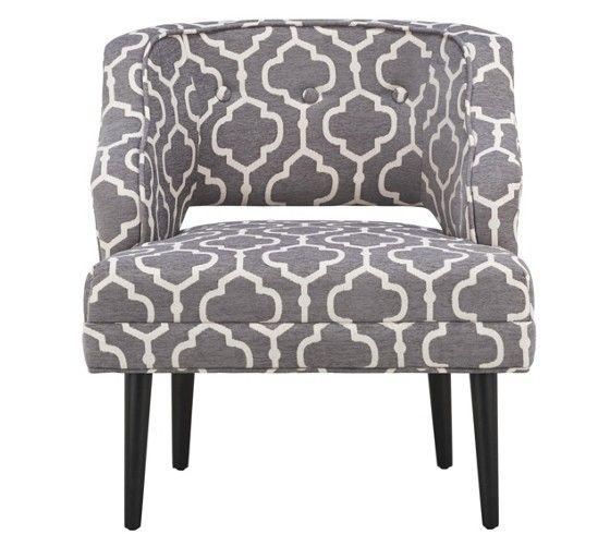 Gemütlicher Sessel im Retro-Look - stilvoll, attraktiv und bequem