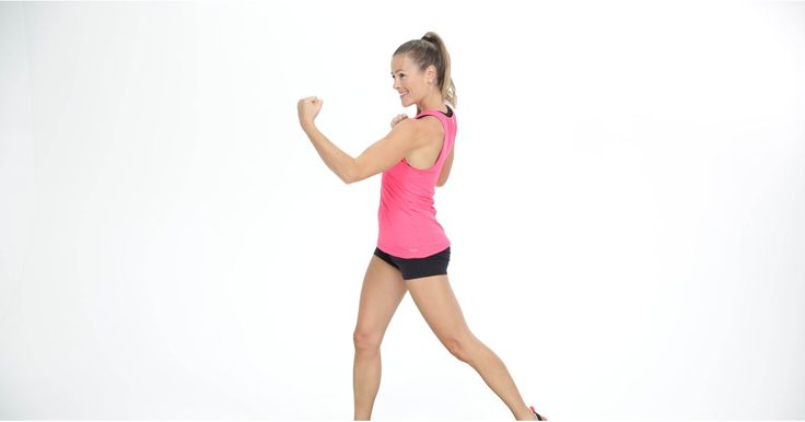Boxing Basics: Try This Shadowboxing Move at Home (No Gloves Required) | FitSugar | Bloglovin'