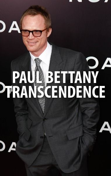 Paul Bettany and his Transcendence co-stars, Rebecca Hall and Johnny Depp, visited with Ellen to talk about the futuristic movie. http://www.recapo.com/ellen-degeneres-show/ellen-interviews/ellen-johnny-depp-rebecca-hall-paul-bettany-new-transcendence-film/