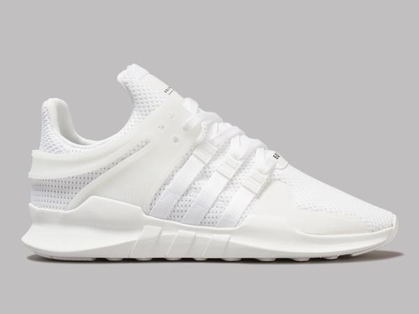 adidas Equipment Support ADV (White / White / Core Black)