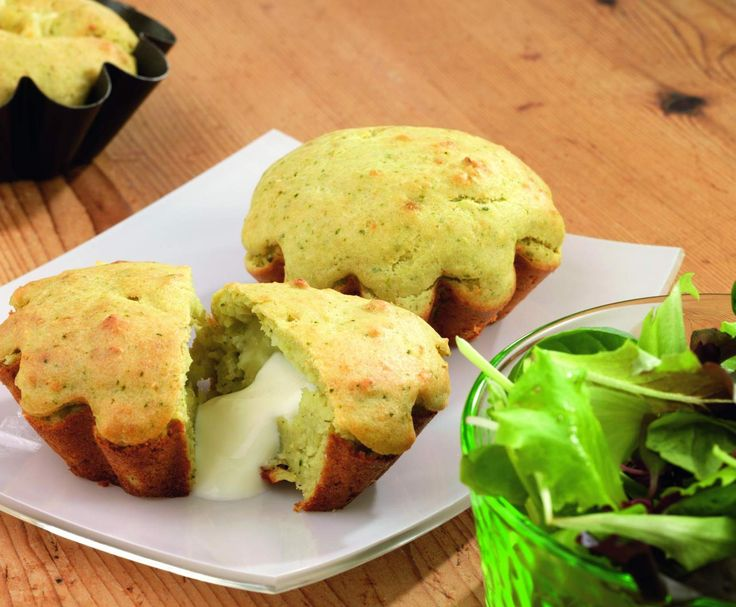 Ricetta Sformatini di zucchine e parmigiano pubblicata da Team Bimby -