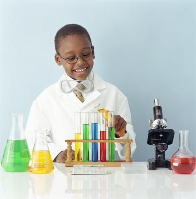 Childrens Sunday School Science Experiments