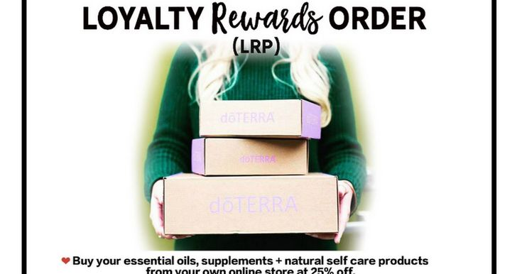 Welcome!  In this guide - we've included all the juicy content on doTERRA's Loyalty Rewards Program (LRP) It's the most talked about rewards program in the industry for the reasons  listed in the image below!       Click the LIVE Guide below to guide you in discovering the best oils + products...