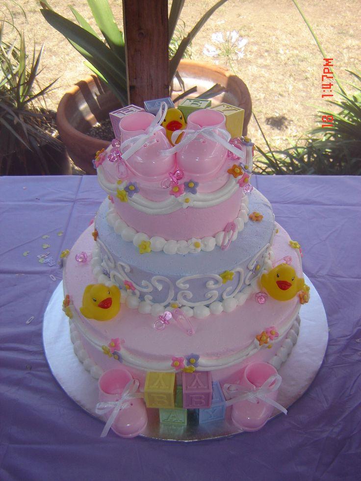 com 2012 10 baby shower baby girl 39 s cake so cute