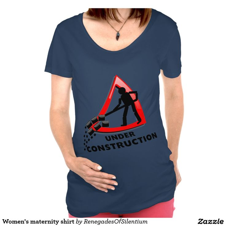 Women's maternity shirt
