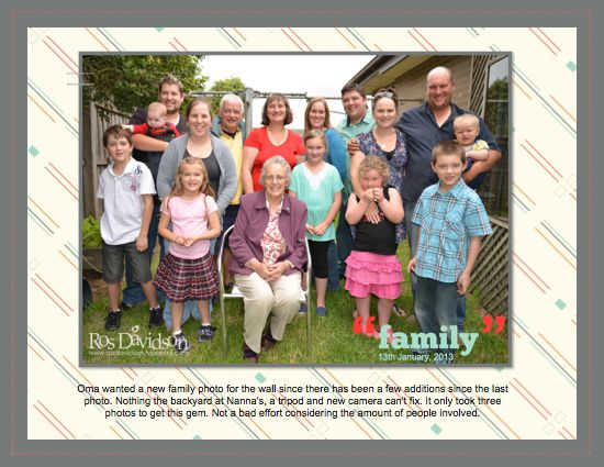 Family layout #stampinup #MDS #rosdavidson #8.5x11 #scrapbooklayout #scrapbook #digital